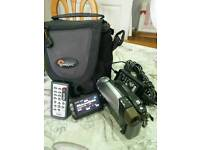 Sony DCR-DVD203E DVD Handycam Camcorder with 12x Optical Zoom (Discontinued by Manufacturer)