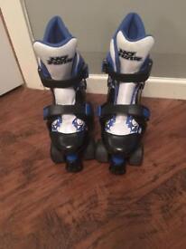 Adjustable skates c10-13