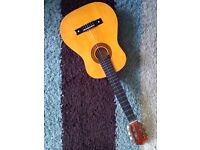 Herald MG102N Guitar - suitable for a child