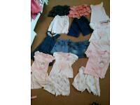 Girls clothes bundle 3-4yrs mostly next