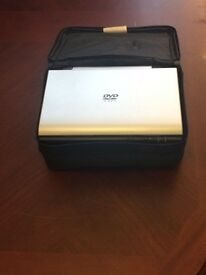 Portable DVD player with LCD display- Fergusen