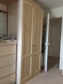 x2 Identical wardrobes