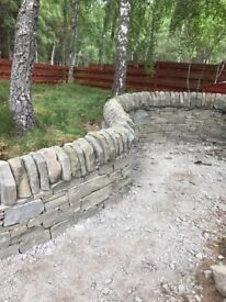 Gillies Stonecrafts offer quality natural stone landscaping & dyking at competitive rates