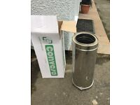 Stainless steel insulated liner New