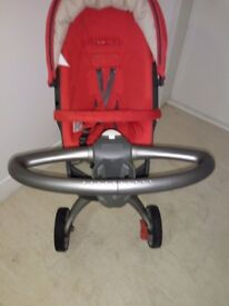 Stokke Xplore V3 pushchair in excellent condition