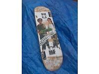 Shut Harold Hunter Foundation Skateboard