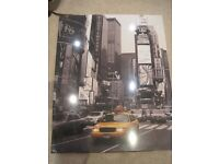 New York Print from IKEA