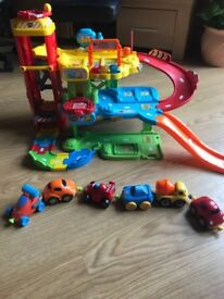 Vtech Toot-Toot Drivers Garage with Cars