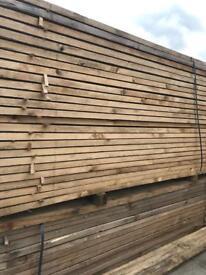 New scaffold boards/planks