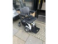 Electric Wheelchair with lift seat