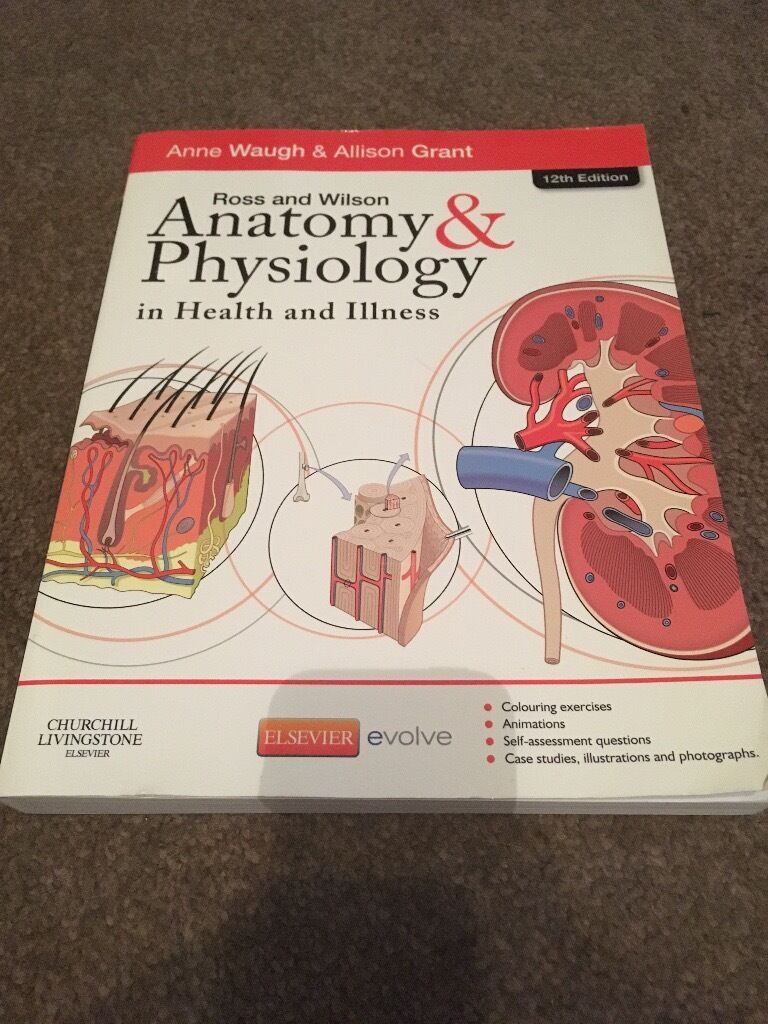 Ross and Wilson Anatomy and Physiology in Health and