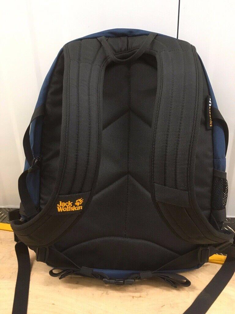 frisse stijlen beste verkoop laag geprijsd Jack Wolfskin, Berkeley, Blue, Snuggleup Back Pack | in Axbridge, Somerset  | Gumtree