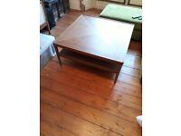 Mid century style coffee table