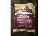 Compost 2 bags