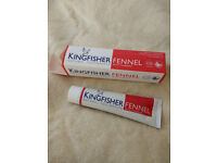 Toothpaste Kingfisher Fennel