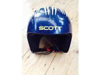 Ski helmet. Kids :)
