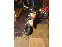 Bouser bsr mini bike road legal