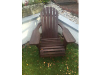 Modern Large Garden Seat , good quality and condition. £75 each