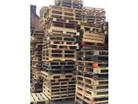 Scrap Wood/Pallets Good Stripping Wood Fences/Garden Projects/Fire Wood
