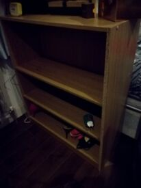 Bookshelves for £15