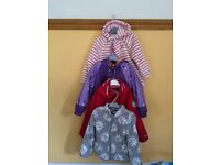 A bundle of girls clothes Age 2-4