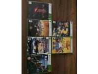 31 PS3, Xbox 360, PS2 and Original Xbox Games, 1 DVD