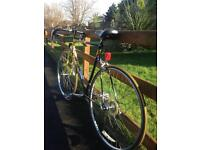 Collectable Raleigh team bike