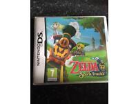 Ds game Zelda