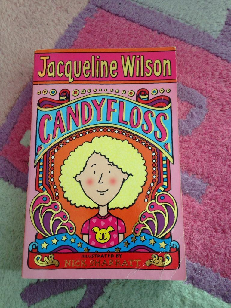 Candyflossin Norwich, NorfolkGumtree - Candyfloss book by Jacqueline Wilson. In good condition. Pick up from Costessey