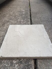 3 x Patio basic slabs