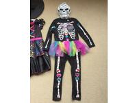 Age 5-6 years Girls Halloween costumes