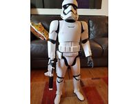 Star Wars The Force Awakens 31-Inch Big EPVII Stormtrooper Figure