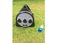 Outwell Mobile Mains Extension Reel