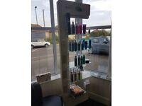 Biolage retail stand