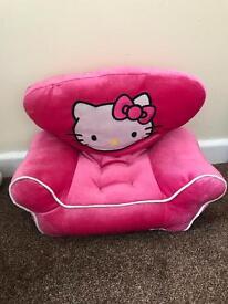 Build a bear Hello Kitty Chair