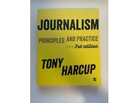 Books for students in journalism