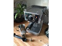Dualit 3in1 home coffee machine