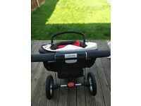 Mothercare buggy in great condition. includes full seat ( rain cover baby bag end more)