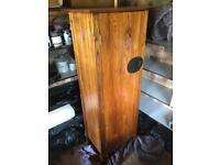 Freestanding wardrobe/cabinet
