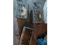 Taylor valve tester model 45c , signal generator Taylor model 68a ,telechek marcer