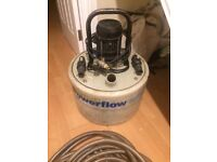 Fernox mk2 power flush machine
