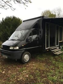 Van/Motor home/Cafe