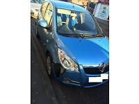 PARTS & ENGINEER REQUIRED FOR VAUXHALL AGILA CLUB AC BLUE 2010 5 DOOR HATCHBACK REQUIRES REPAIRS!!!