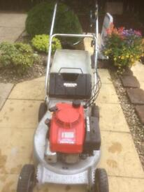 Honda Powerdrive Lawnmower
