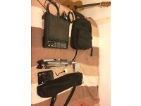ROLAND SPD-SX with STAND, KD-7, LEADS and CARRY CASES for it all