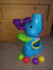 Playskool elephant - excellent condition.