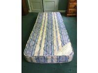 Single Matress. As new, 30X76 inches (standard single size)
