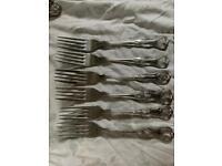 6 x kings pattern forks