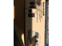 Caravan alarm system brand new!