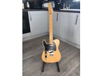 Squier Classic Vibe 50s Telecaster in Butterscotch Blonde - Left Handed